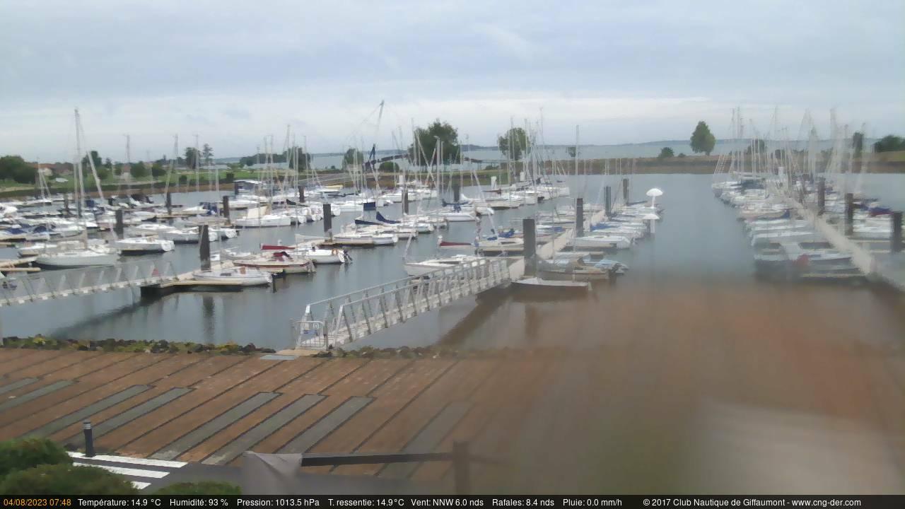 Webcam du CNG
