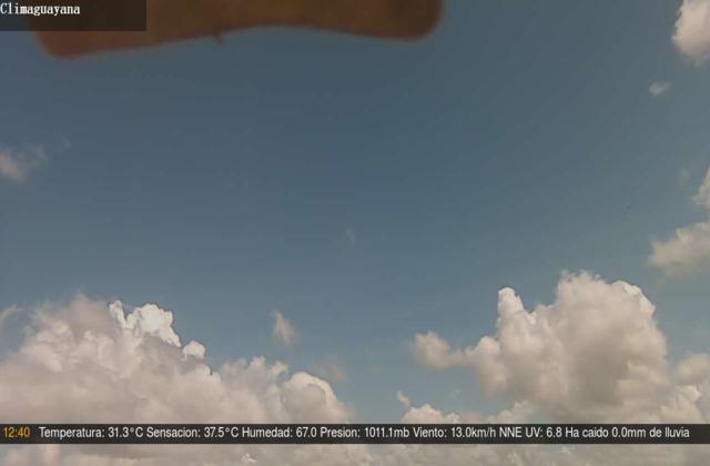 Веб камера Сьюдад-Гуаяна в Венесуэле